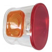 Ersatzglas Eckbegrenzungsleuchte/Replacement glass