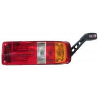 Rückleuchte mit Spurhalteleuchte inkl. Leuchtmittel rechts/Taillamp with side marker lamp incl. light bulbs RH