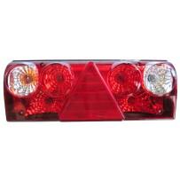 Rückleuchte links inkl. Leuchtmittel/Tail lamp incl. bulbs LH