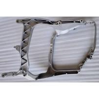 Scheinwerferkonsole Aluminium links / Head lamp support Aluminum LH