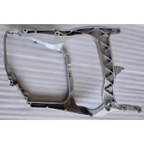 Scheinwerferkonsole Aluminium rechts / Head lamp support Aluminum RH