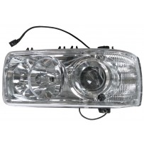 Hauptscheinwerfer Xenon inkl. Leuchtmittel links/Head lamp xenon incl. bulb LH