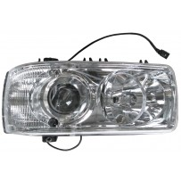 Hauptscheinwerfer Xenon inkl. Leuchtmittel rechts/Head lamp xenon incl. bulb RH