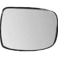 Ersatzglas Weitwinkelspiegel beheizt / Mirror glass wide angle mirror heated