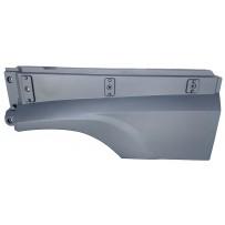 Einstiegsverlängerung ohne Abdeckung links / Footstep extension no cover plate LH