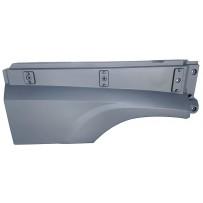 Einstiegsverlängerung ohne Abdeckung rechts / Footstep extension no cover plate RH