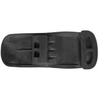 Gummispanner Kotflügel HA / Mudguard tensioner RA