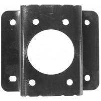 Konsole Frontklappenverriegelung/Panel lock
