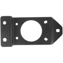 Konsole Schließzapfen Frontklappe/Panel lock fixed plate
