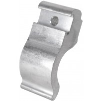 Konsole Spanngummihalter HA/Rear mudguard tensioner fixation