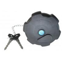 Tankverschluss sperrbar mit 2 Schlüssel / Fuel cap with 2 keys