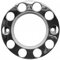Radmutternschutz verchromt/Wheel cover chromed