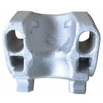 Montagekeil Kotflügelhalterung HA/Mudguard bracket RA