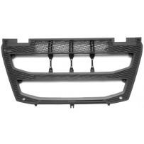 Unteres Grill, schwarz / Lower grille, black
