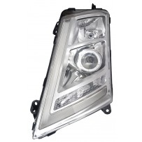 Hauptscheinwerfer links - Xenon - Chrom/Headlamp LH - xenon - chrome