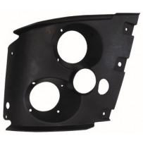 Scheinwerferhalterung links / Headlight bracket LH