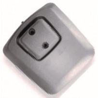 Weitwinkelspiegel manuell einstellbar und beheizt  / Wide angle mirror manually adjustable and heated