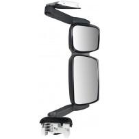 Rückspiegel komplett elektrisch verstellbar und beheizt links/Mirror complete electr. and heated LH