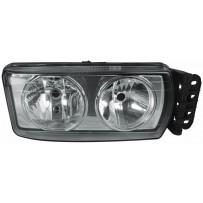 Hauptscheinwerfer rechts manuell/headlamp RH manual