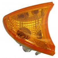Blinker gelb rechts inkl. Sockel/Cornerlamp incl. socket RH