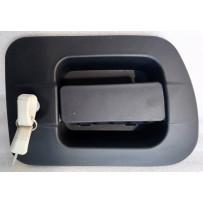 Türgriff mit Schließzylinder und 2 Schlüssel rechts / Door handle with lock cylinder and 2 keys RH