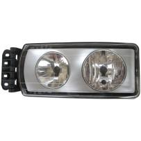 Hauptscheinwerfer links manuell/Head lamp man. LH