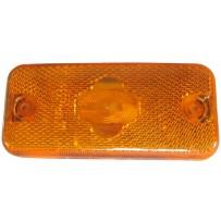 Seitenmarkierungsleuchte inkl. Sockel/Side lamp incl. socket