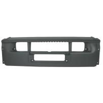 Stoßfänger Mittelteil schwarz - Höhe 400 mm/Bumper middle - 400 mm - black