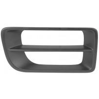 Abdeckung Lufteinlass Stoßfängerhälfte rechts/Cover airinlet side bumper RH