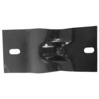 Halterung Kotflügel HA - vorne/Mudguard bracket front