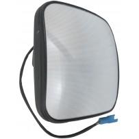 Weitwinkelspiegel elektr. beheizt, elektr.verstellbar / wide angle mirror electric heated and adjustable