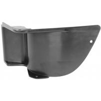 Abdeckkappe Stoßfängerhälfte links / Side bumper cover LH