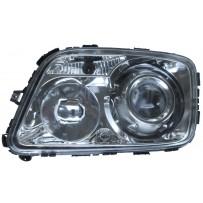 Hauptscheinwerfer Xenon mit Leuchtmittel links / Headlight Xenon with light bulb LH