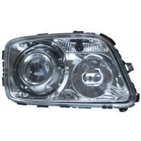 Hauptscheinwerfer Xenon mit Leuchtmittel rechts / Headlight Xenon with light bulb RH
