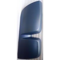 Spiegel Abdeckung grau, links / Mirror cover grey, LH