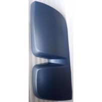 Spiegel Abdeckung grau,  rechts / Mirror cover grey,  RH