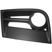 Spoilerabdeckung mit Nebelscheinwerferausschnitt, links / Spoiler cover with fog lamp hole, LH
