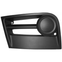 Spoilerabdeckung ohne Nebelscheinwerferausschnitt, links / Spoiler cover, no fog lamp hole, LH