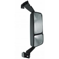 Rückspiegel komplett Hauptspiegel elektr.,WWS man. beheizt rechts/Mirror Main electr.,Wide angle man. heat 24 V RH