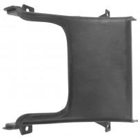 Abdeckung Stoßfängerhälfte innen links/Cover side bumper Lh