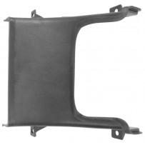 Abdeckung Stoßfängerhälfte innen rechts/Cover side bumper inner RH