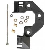 Halterung Hauptscheinwerfer rechts/Headlamp bracket RH