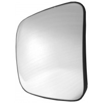 Ersatzglas Weitwinkelspiegel 24 V beheizt/Mirrorglas wideangle mirror 24 V