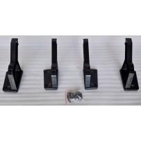 Montagesatz Sonnenblende/Sunvisor mounting kit