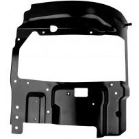 Rahmen Scheinwerfergehäuse links/Head lamp case LH