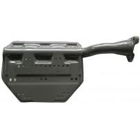 Kotflügelhalter HA vorne rechts / Rear mudguard bracket front RH