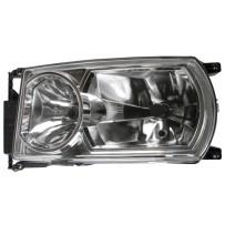 Hauptscheinwerfer links H7 - ohne Leuchtmittel/Headlamp H7, no bulb  LH