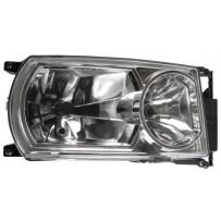 Hauptscheinwerfer H7 rechts ohne Leuchtmittel/Headlamp H7 no bulb RH