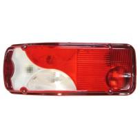 Rückleuchte links mit Kennzeichenbeleuchtung  ohne Leuchtmittel /Taillamp with number plate without bulb/LH