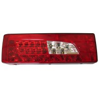 Rückleuchte links mit Kennzeichenbeleuchtung LED;Rear lamp with number plate LH LED